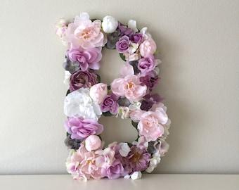 + Floral Letters