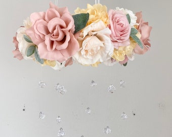 + Floral Mobiles