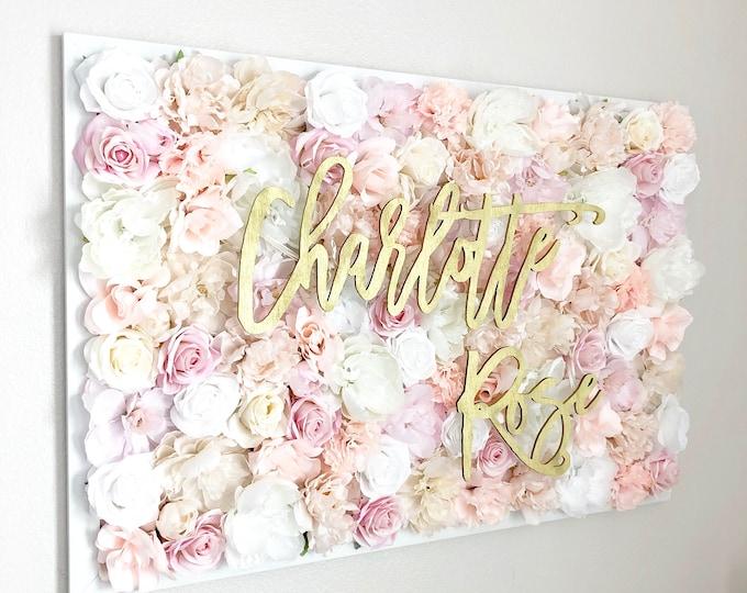 + Flower Walls