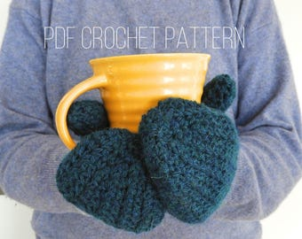 The Phil Mitts Crochet Pattern