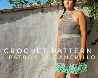 Raquelito Dress Crochet Pattern
