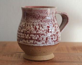 Ceramic Mug Handmade, Ceramic Travel Mug, Cute Mug, Large Coffee Mug, Pottery Mug, Pottery Mug Handmade, Stoneware Mug, Ceramic Mug