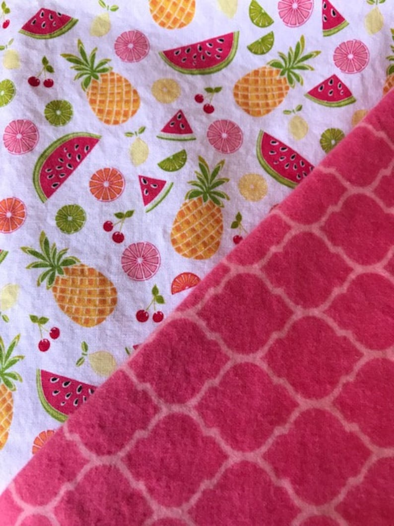baby blanket free shipping watermelon pineapple Tropical baby blanket
