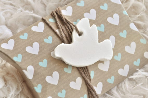 Doves Gift Tags Wedding Gift Tags White Doves Wedding Dove Etsy