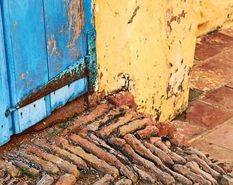 Trinidad Doorway