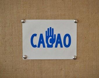Portlandia Cacao Sticker