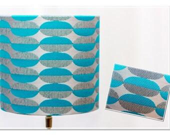 Single piece Lamp shade-geometric design-