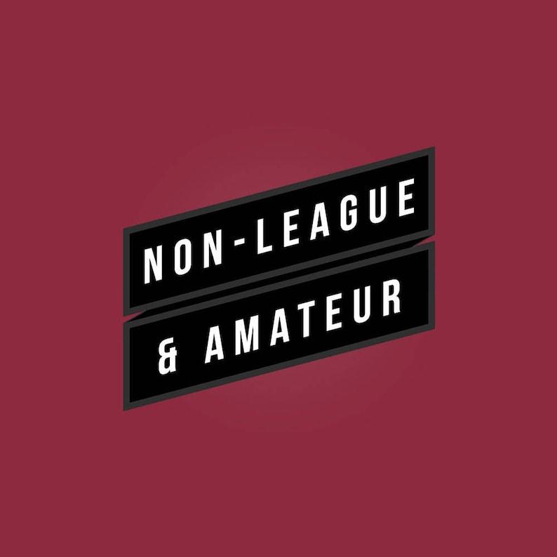 CREATE Your Custom Personalised Non League & Amateur Team image 0