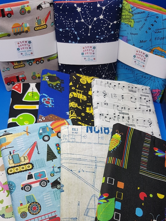 Bugs/Tractors/Music/Stars/Dinosaurs/Vehicles Notebooks