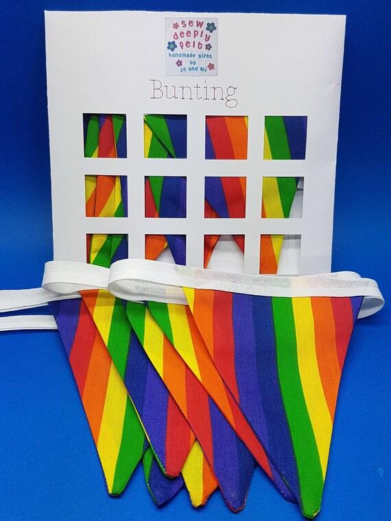 Rainbow | Pride | Bunting