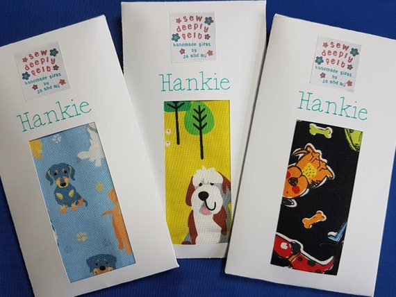 Dog Hankies | Individual | Pocket Square
