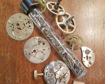 Vintage Watch and Pocket Watch Parts #B