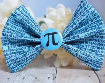3.14 Pi Bow // Math, Holiday, Algebra, Geometry, Novelty