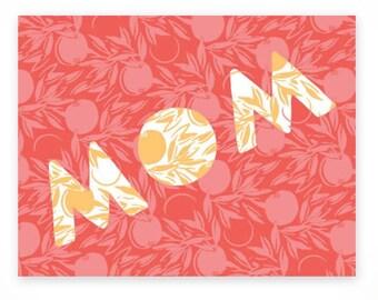 MOM  • single card