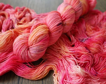 I can Embrace Change Yarn of the Month