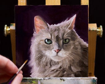 """Custom Pet Portrait 