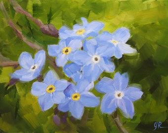 """Forget-Me-Not 