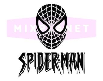 Spiderman Logo Etsy
