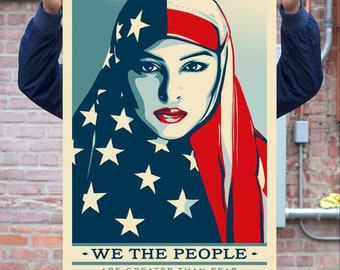 We The People Print, Women's March