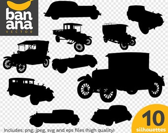 Sale Luxury Cars Silhouettes Png Jpg Svg Eps Files High Etsy