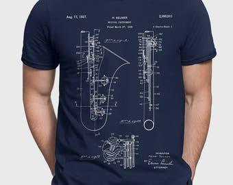 Got Sax T-shirt Funny Hilarious Saxophone Music Musician Band Tee Shirt