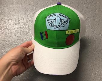 innovative design 278ec d72af Buzz Lightyear Disney Hat