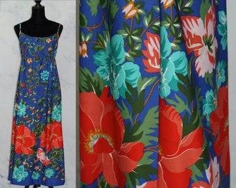 28b6da4a4ff Sears At Home Wear Floral Maxi Dress (8-10)