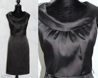 28c1ca3ed1d 90 s Dressbarn Round Neck A- Line Dress (12)