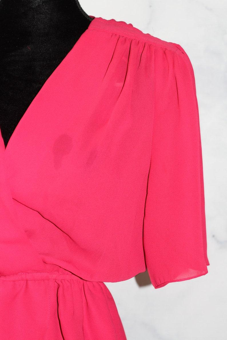 V.L.P Petites Tiered Dress 10