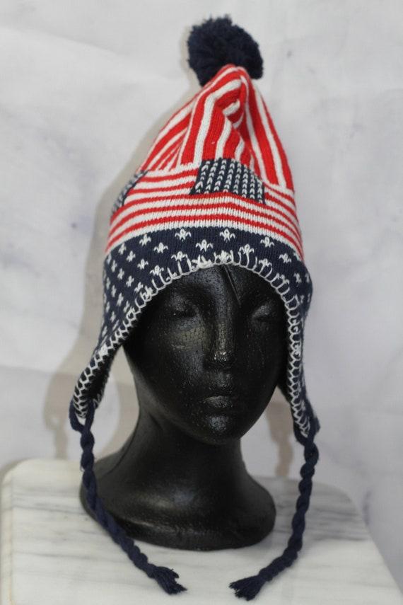 American Crochet  Skull Cap