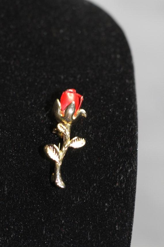 Rose Gold Brooch - image 2