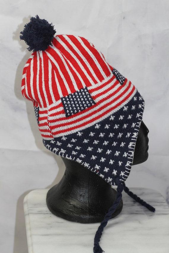 American Crochet  Skull Cap - image 3