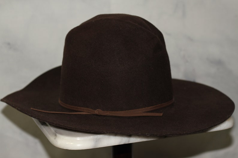 5cd4c7f4fe2 LHC Brands Wool Cowboy Hat