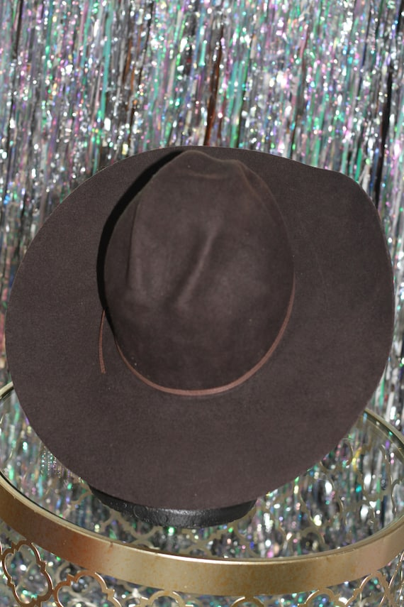 e7738310e65 70 s LHC Brands Wool Cowboy Hat Mint Condition