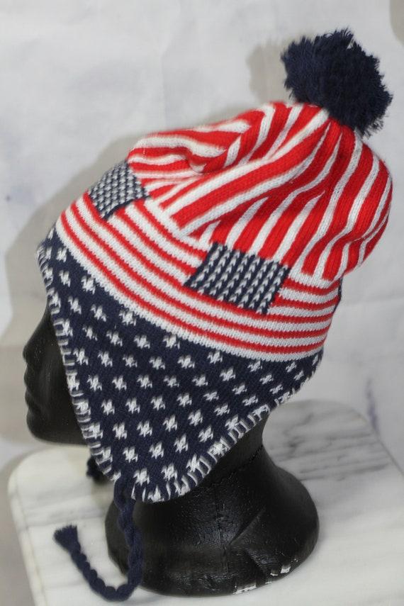 American Crochet  Skull Cap - image 5