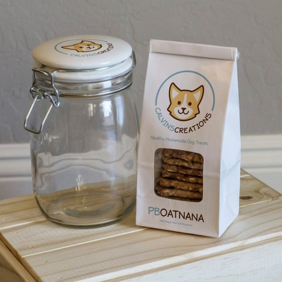 PB OATNANA, Homemade Dog Treats