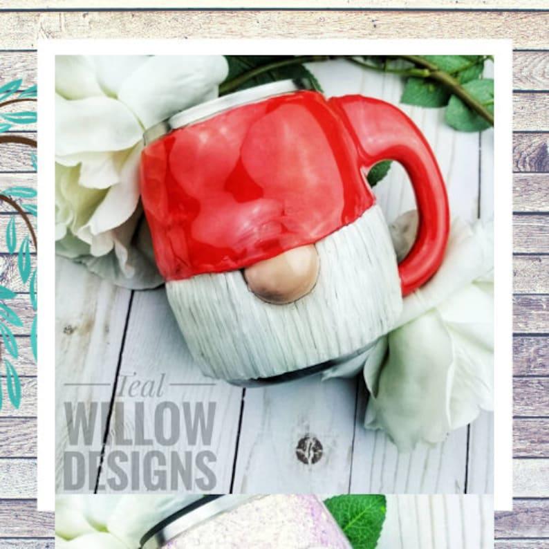 Christmas Gnome Coffee Mug image 0
