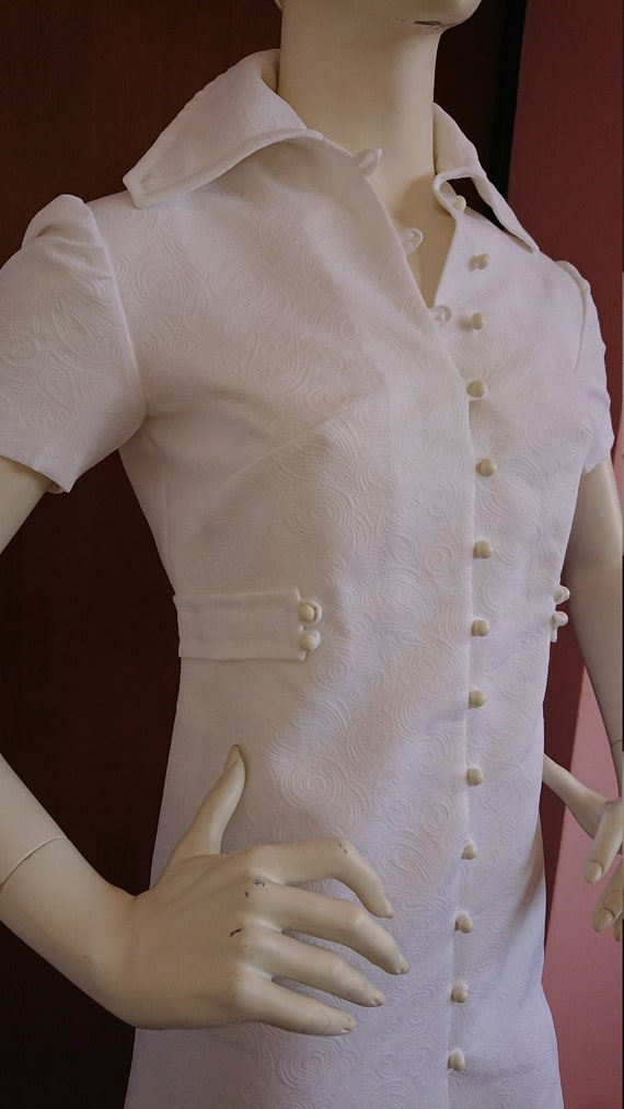 1960s SCOOTER MINI Dress - brand new - size S
