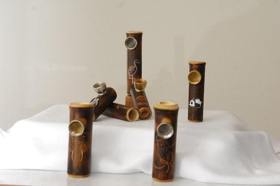 smoking pipe Bob/'s Bamboo natural pipes tobacco pipe cute Bamboo pipe glass pipe Cactus pipe cool pipes pipes wood pipe bamboo