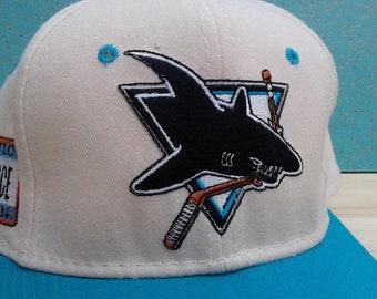 6c9f162762e Vintage 90 s San Jose Sharks