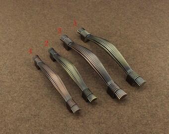 Cabinet Handle Pull  Antique Bronze (Copper )