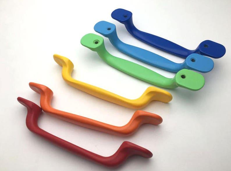 3.75/'/'Kid/'s Dresser Handle Door Knob  Cabinet Handle Door Pull Dresser Knob Furniture Hardware