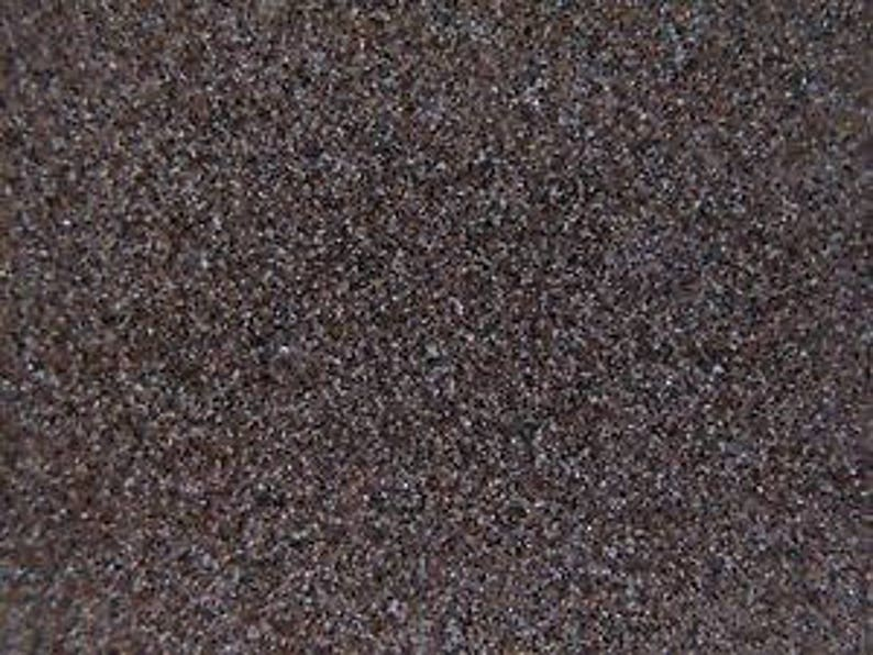 320 Grit  GRADED Silicon Carbide Tumbling Grit. image 0