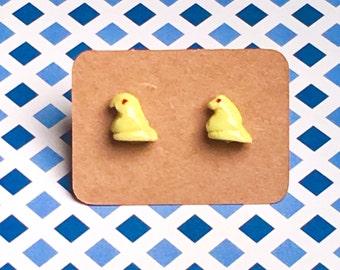Peep earrings!