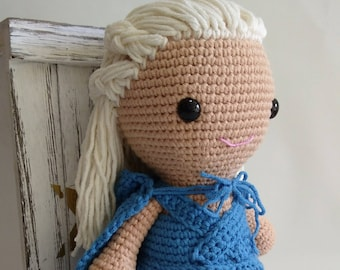 Daenerys Targaryen. Daenerys of the Storm, The One Who Does not Burn, Mother of Dragons