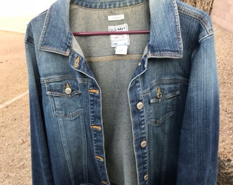 65fd30e86 Vintage 90's Jean Jacket from Old Navy