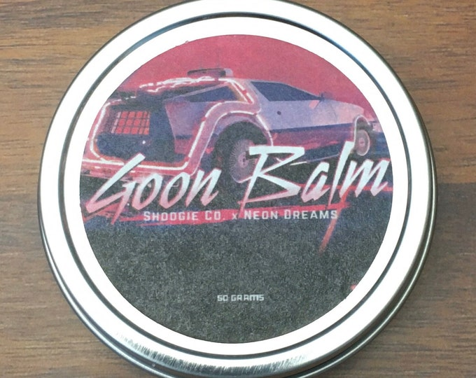 Featured listing image: Goon Balm (Beard, Moustache, & Natural Hair)