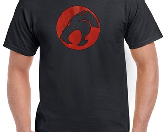 ONLY TWO LEFT!! Gildan Thundercats Classic Fit Crew Neck Tee