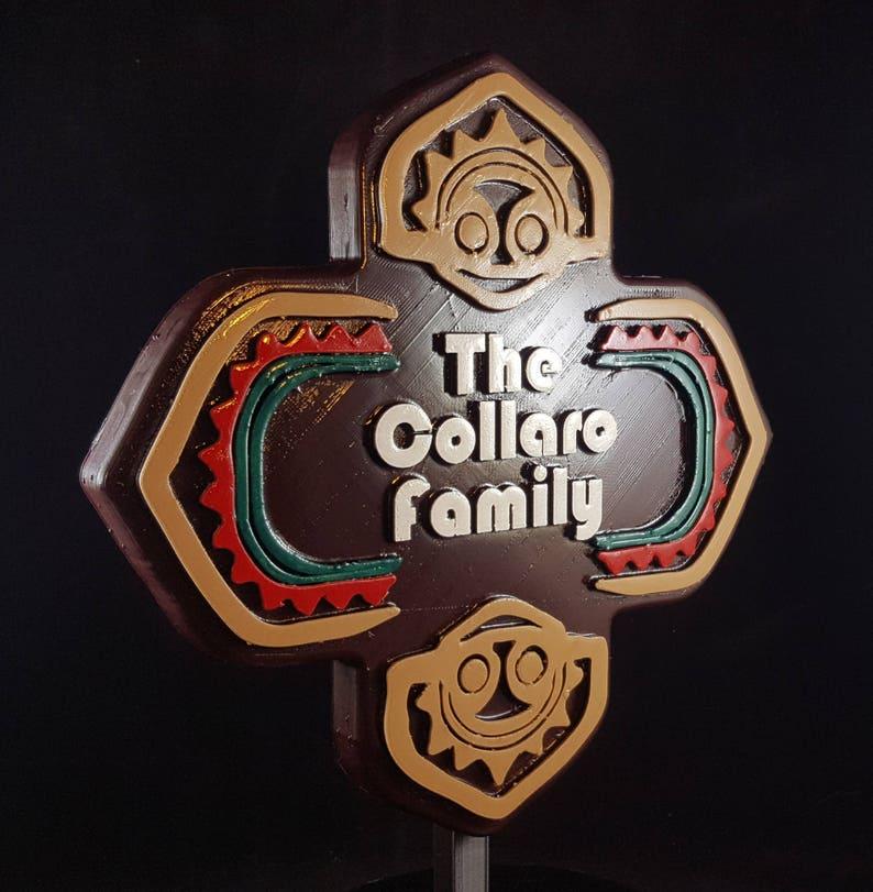 Personalized Polynesian Themed Family Last Name Sign / Plaque ( Disney  Polynesian Home Decor Replica )