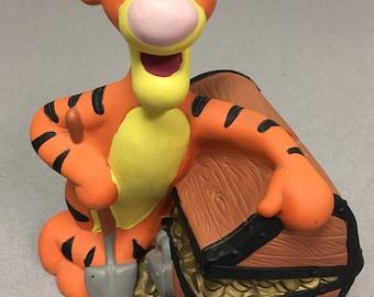 Disney Winnie the Pooh's Tigger Coin Money Bank